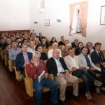Frosinone - Il pubblico intervenuto alla presentazione