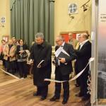 Livorno, inaugurazione - Il taglio del nastro
