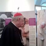 Seveso (MB) - La visita a sorpresa dell'Arcivescovo di Milano, card. Angelo Scola