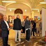 Ragusa, inaugurazione - La prima visita guidata con Mons. Paolo Urso