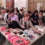 Centuripe (EN), inaugurazione - Il banco libri