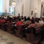 Centuripe (EN) - Il pubblico intervenuto all'inaugurazione