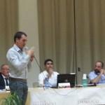 Olbia, presentazione - Saluto dell'assessore al polo culturale Vincenzo Cachia