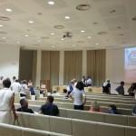 Olbia - Il pubblico intervenuto alla presentazione