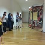 Olbia - Suor Anna conduce una visita guidata