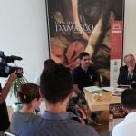Olbia - La conferenza stampa al Museo Archeologico