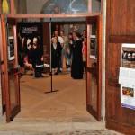 Settimo San Pietro - L'ingresso della mostra
