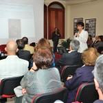 Settimo San Pietro - Presentazione, l'intervento della prof.ssa Alessandra Pasolini