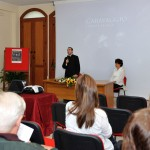 Settimo San Pietro - Presentazione, l'intervento di don Elenio Abis