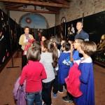 Settimo San Pietro - Le visite delle scolaresche