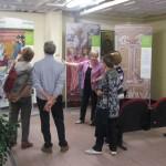 Samarate (VA) - Immagini delle numerosissime visite guidate alla mostra