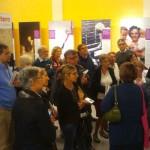 Milano, Parrocchia S. Ignazio di Loyola - La formazione delle guide alla mostra