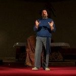 """Milano, Parrocchia S. Ignazio di Loyola - Pietro Sarubbi nel monologo teatrale """"Il mio nome è Pietro"""""""