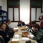 Sarzano (RO) - L'incontro di formazione delle guide con Eugenio Dal Pane