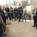 Sarzano (RO) - Eugenio Dal Pane presenta la mostra