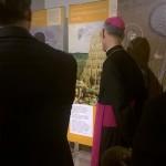 Acireale, inaugurazione - La visita del vescovo, mons. Antonino Raspanti