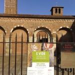 Milano, S. Ambrogio - Il manifesto della mostra