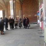 Milano, S. Ambrogio - Pronti per l'inaugurazione