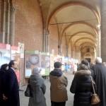 Milano, S. Ambrogio - L'inaugurazione