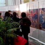 Longastrino (FE), presentazione - La visita guidata dell'arch. Silvana Capanni
