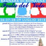 Il programma della Festa del Voto
